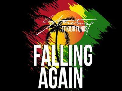 Stonebwoy – Falling Again (feat. Kojo Funds)(Prod By Masta Garzy)
