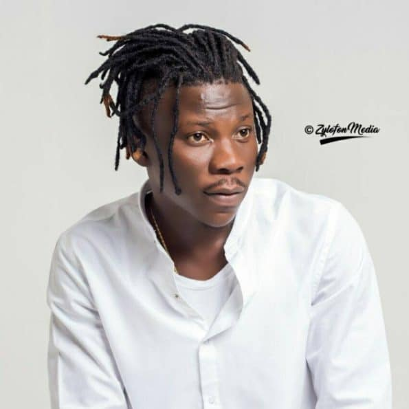 Teach the masses to purchase our music from online stores - Stonebwoy to Bloggers
