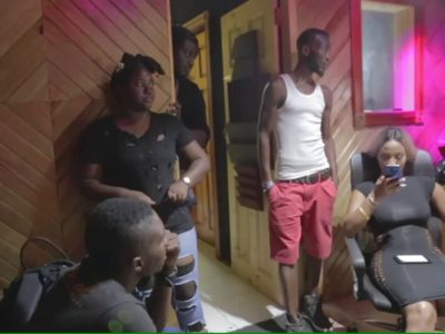 VIDEO Shatta Wale's Studio Sessions With Blazing Jamaican Artistes