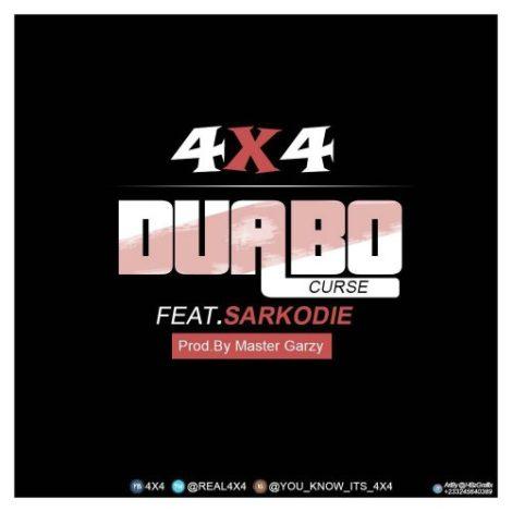 4×4 – Duabo (feat. Sarkodie)(Prod. By Mix Master Garzy)