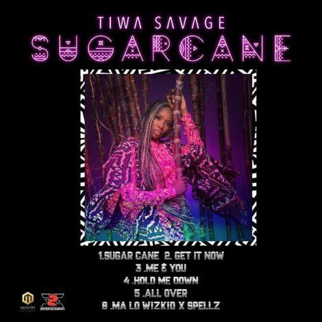 EP: Tiwa Savage – Sugarcane