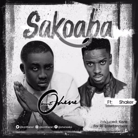 Kontihene – Sakoaba (feat. Shaker)(Prod. By Kuvie)