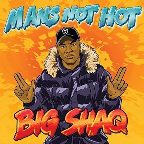 INSTRUMENTAL: Big Shaq – Mans Not Hot