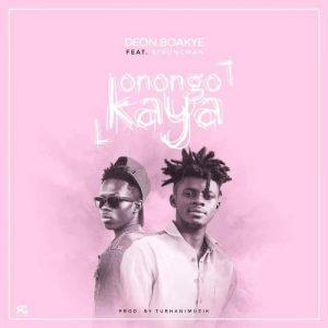 Deon Boakye - Konongo Kaya (feat. Strongman)(Prod. By TubhaniMuzik)