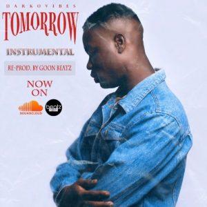 INSTRUMENTAL REMAKE: Darko Vibes - Tomorrow (Prod. By Goon Beatz)