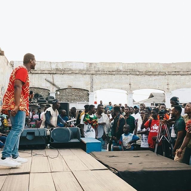 Up Close With Apple's Favorite New Artist Bryan The Mensah 3