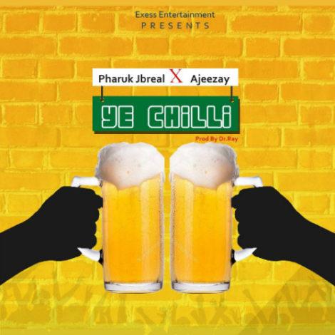 Ajeezay & Pharuk Jbreal – Y3 Chilling (Prod. By Dr Ray Beat)