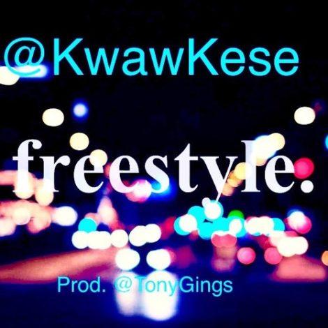 Kwaw Kese – Freestyle (Prod By Tony Gyngz)