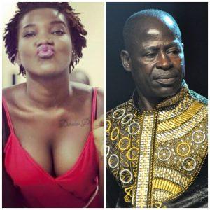 Ebony Engages Amakye Dede In Kumasi