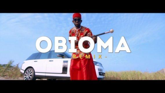 VIDEO: J.Martins – Obioma Remix (feat. Flavour)